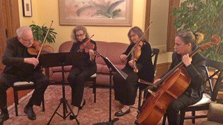 String Quartet from David Victor Presents