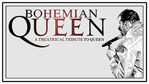Bohemian Queen - Queen Tribute Band