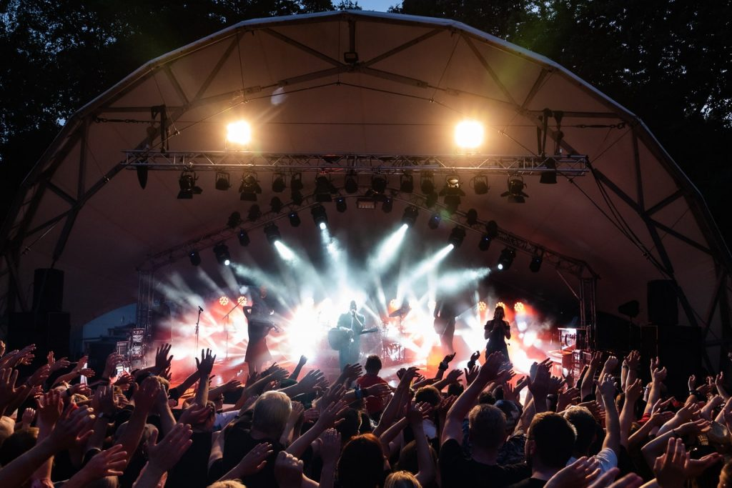 Booking a live band for your event